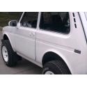 Lada Niva 4 Doors 2131 And 2101 2102 2103 2106 Euro Handles Kit Tunning