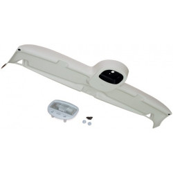 Lada Niva Headlining Ceiling Lining With Lamp (Without Sunvisors) Tuning Light Grey