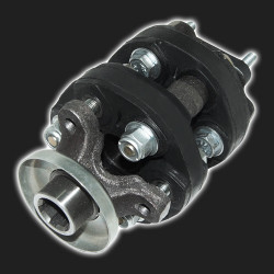 LADA NIVA Double Reinforced Layshaft (For Old Type Gearbox With 6 Teeth Flange)
