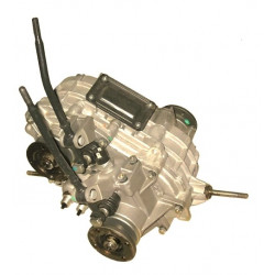 LADA NIVA / 2101-2107 Transfer Case With Pre Installed Synchronized Kit Val-Racing