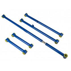 Lada Niva / 2101-2107 Longitudinal + Transverse Bar Kit OEM (polyurethane)