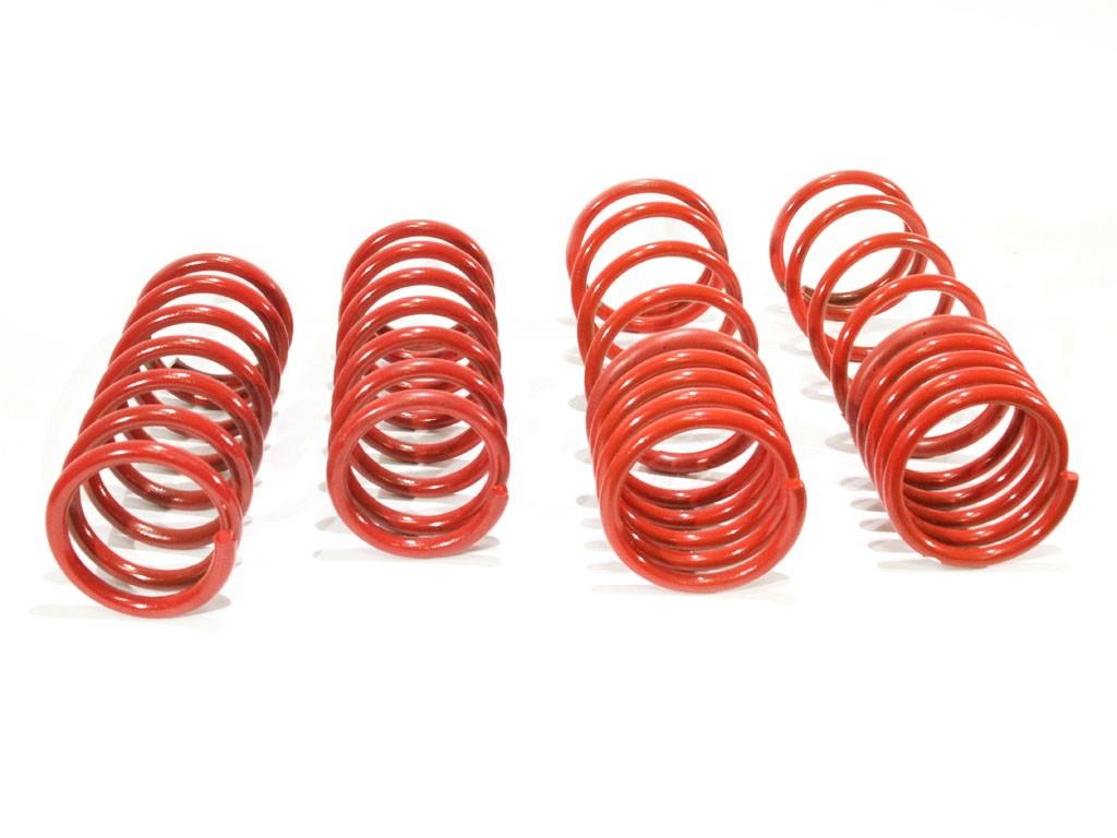 "Lada 2101-2107 Suspension springs ""Fobos-Sport"" lowering -25 mm"