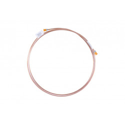 Lada Copper Brake Pipe 120cm (Fitting 10mm)