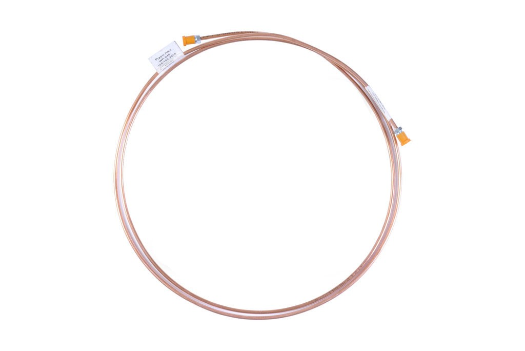 Lada Copper Brake Pipe 75cm (Fitting 10mm)