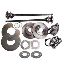Lada 2101-2107 Rear Disc Brakes Full Installation Kit