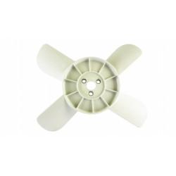 Lada 2101-2107 Coolant Fan 4 Blades Yellow