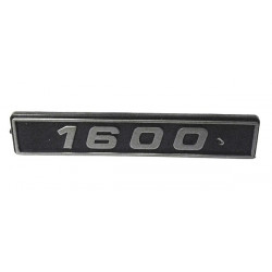 Lada Laika 2107 1600 Rear Trim Badge Emblem Plastic