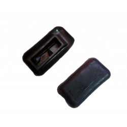 Lada 2103 Seal Rubber For Front Bumper Bracket (Kit Left + Right)