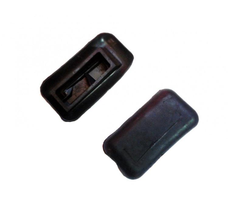 Lada 2103 Seal Rubber For Front Bumper Bracket (Kit Left + Right)