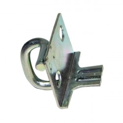 Lada Laika Riva 2105 2107 Trunk Lid Lock Striker Plate