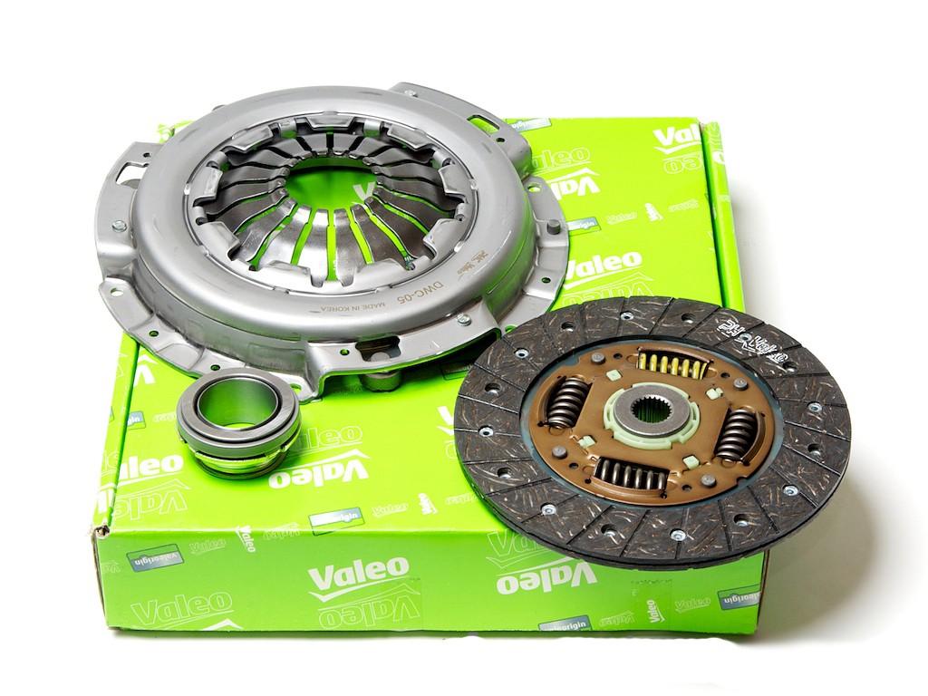 Lada Niva / 2101-2107 Valeo Clutch Kit