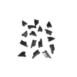 Lada 2101-2107 Sliding Glas Trim Plugs Kit 8 Pcs