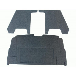 Acoustic shelf for Niva 4x4 2131 (with sides with supports)