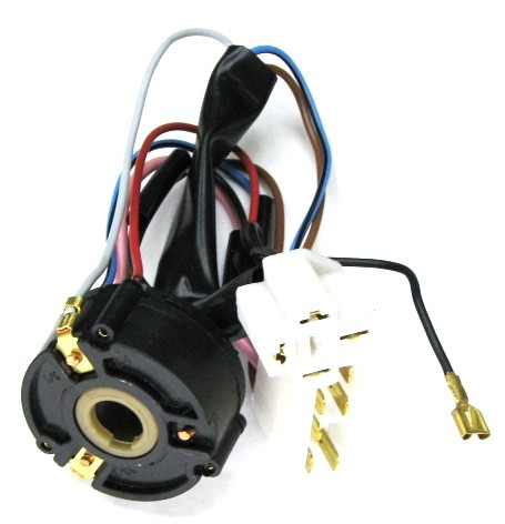 Lada Samara Ignition Switch Contact Unit 7 Contacts