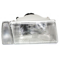 LADA 2108, 2109, 21099 Headlight Right