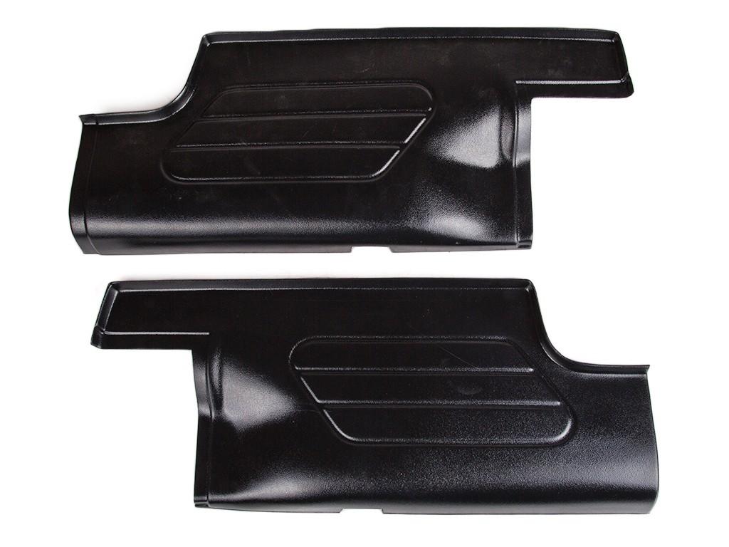 Lada Vesta rear carpet cover, kit