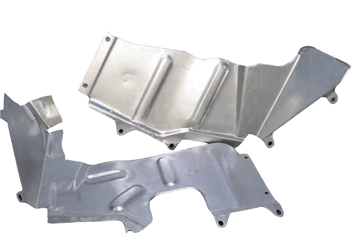 Lada Samara 2108-099 Engine Tray LH+RH Kit
