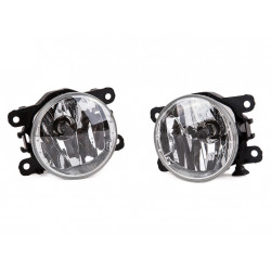 Fog lights Vesta, X-Ray