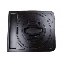 Organizer top in the spare wheel space Lada Vesta sedan