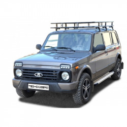 Lada Niva 3 Doors Sidesteps Footboards BMW Style 2121 21214 NIVA URBAN 4X4Lada Niva 5 Doors Sidesteps Footboards BMW Style 2131