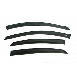 Window Wind Deflector Kit Lada Vesta