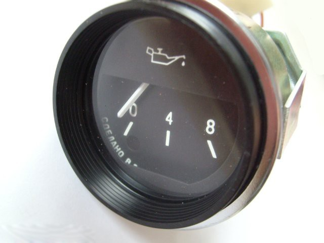 Lada Niva / 2101-2107 Oil Pressure Gauge