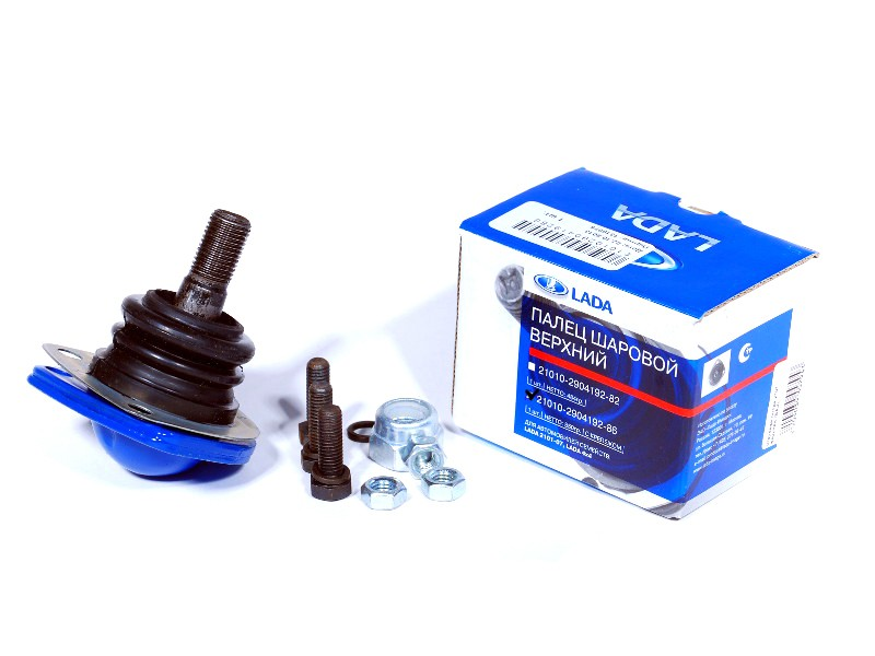 UPPER BALL JOINT OEM WITH FASTENERS LADA 2101-2107