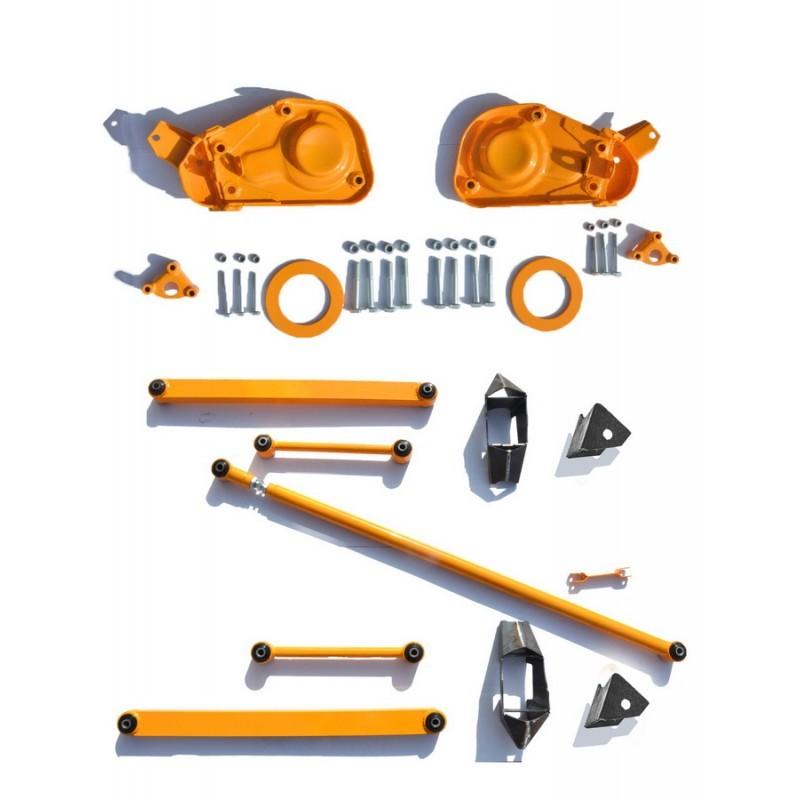 Kit for lifting for Niva 2121 21213 (until 2009)