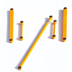 Rods for lifting kit 3301