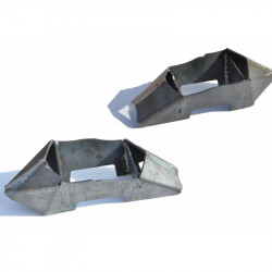 Spring bracket 2 pcs. for lifting kit 21214 Niva, URBAN 4x4