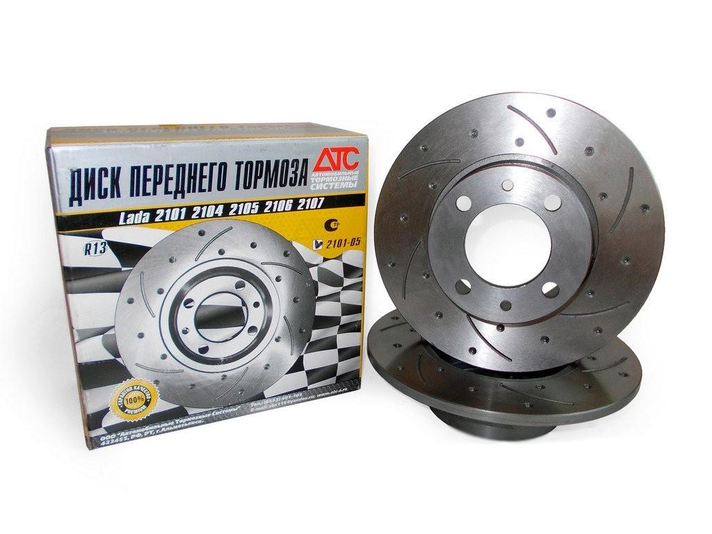 LADA 2101-2107 Brake disks ATS SPORT