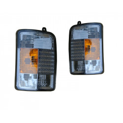 Taillights white crystal tuning LADA NIVA 1600 1700