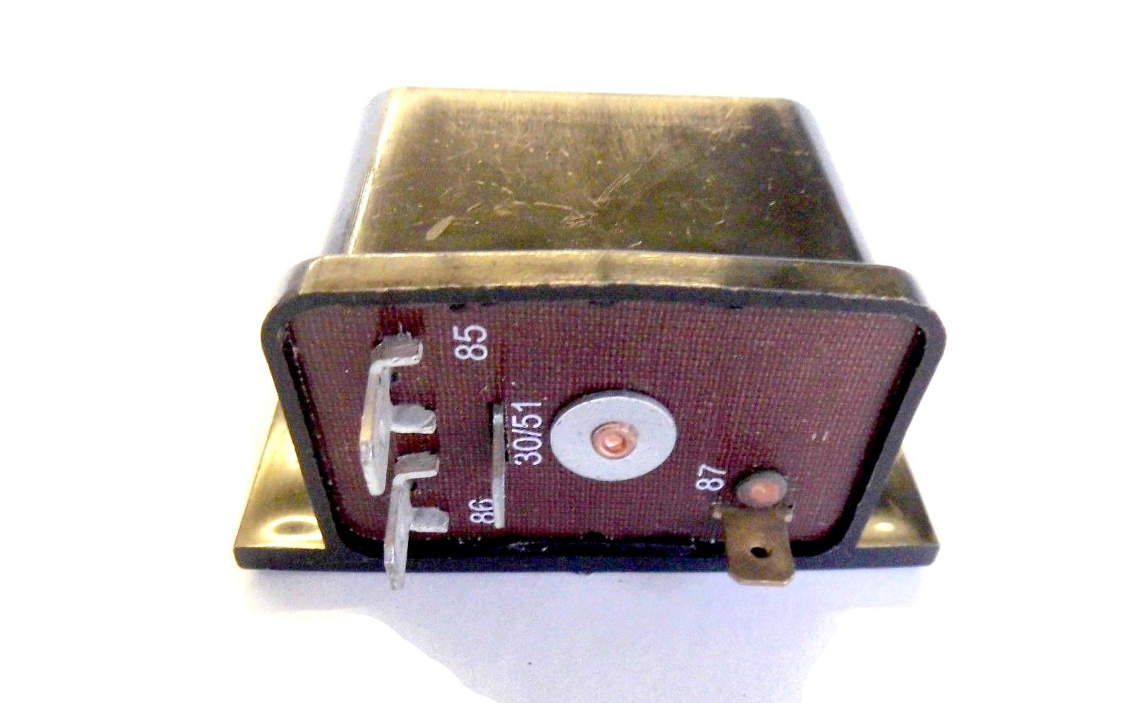 Lada Niva Remote Switch / Low Beam Relay (PC527)