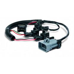 LADA NIVA 4X4, 1700, Injector wiring