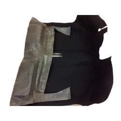 Lada 2108-2115 Floor Carpet Black