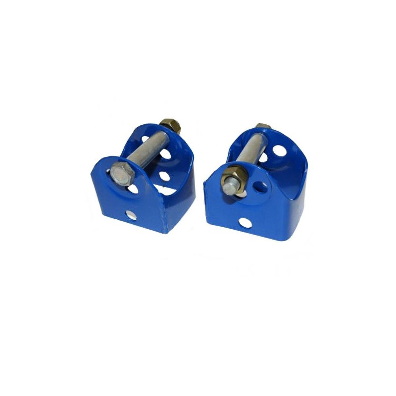 rear Spacers to increase clearance