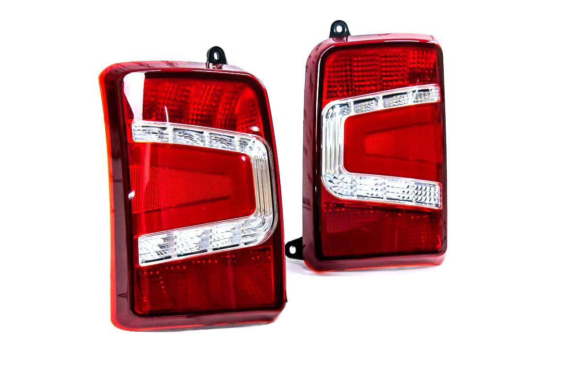 LADA NIVA 1600, 1700 Taillights LED tuning