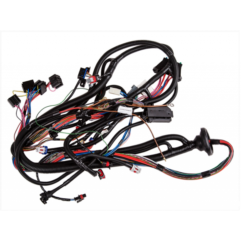 lada niva 4x4, 1700, 21214, ignition system wiring harness