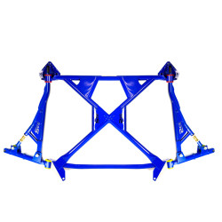 "Subframe with triangle suspension arms kit ""33S"" polyurethane lada  2108 2109 2113 2114 2115"