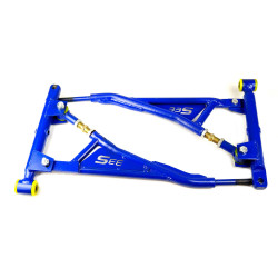 "Triangle suspension arms kit ""33S"" POLYURETHANE lada  2108 2109 2113 2114 2115"