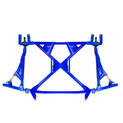 "Subframe with triangle suspension arms kit ""33S"" Rubber lada  kalina granta"