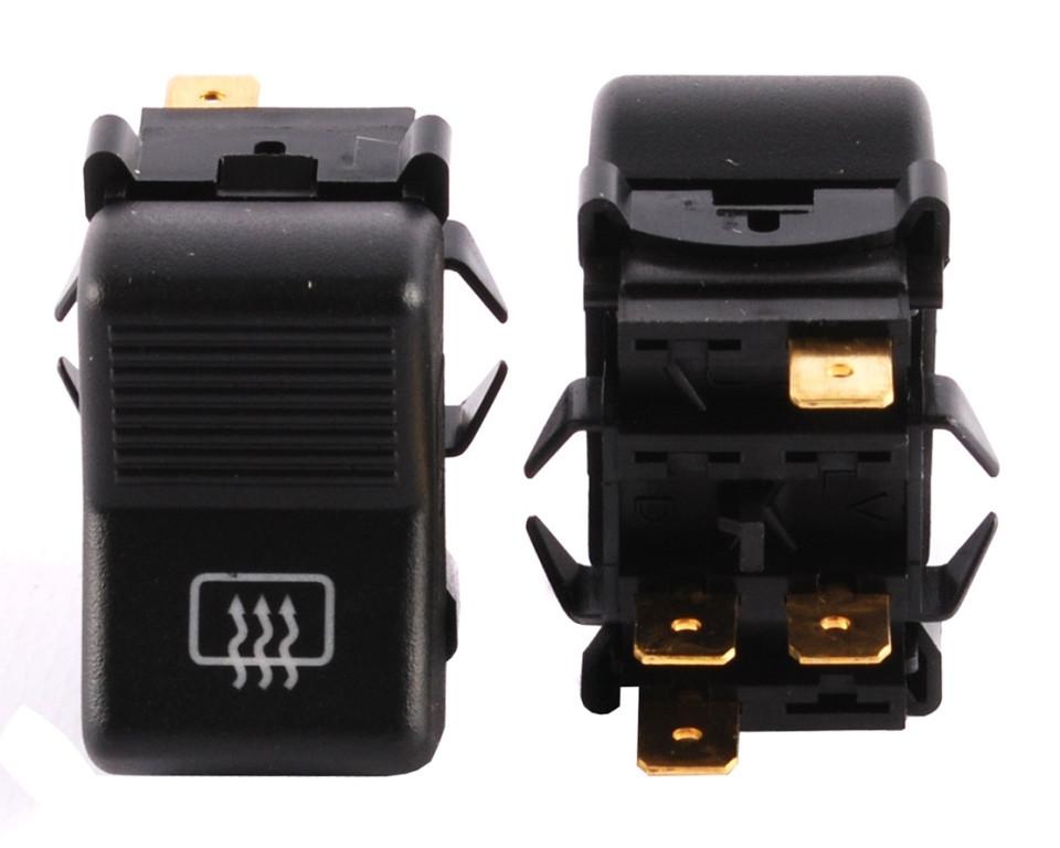 Lada Niva / 2101-2107 Heated Rear Window Switch With Indicator
