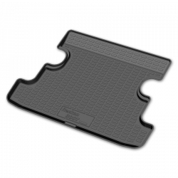 Trunk Plastic Mat Carpet Lada Niva 2131 5 doors