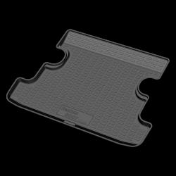 Trunk Polyurethane Mat Carpet Lada Niva 2131 5 doors