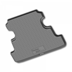 Trunk Plastic Mat Carpet Lada Niva URBAN 2131 5 doors