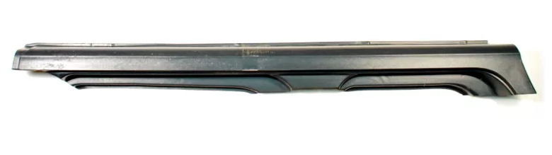 LADA KALINA 1118, Threshold of the outer, left (metal)