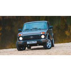 Lada Niva Urban Facelift Body kit