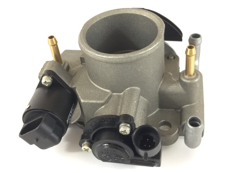LADA 2107 - 2172 Throttle, with sensors. OEM