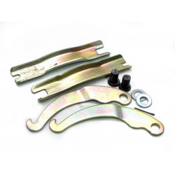 LADA 2108 - 2194 Spacer bars with levers for rear pads 2+2 PCs.