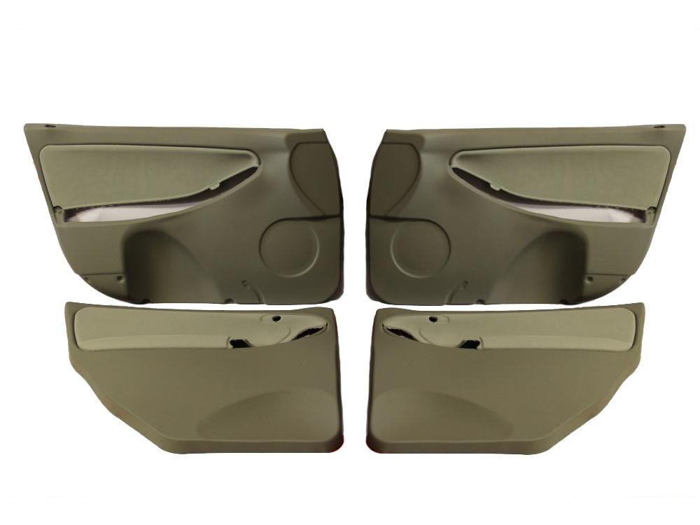 LADA KALINA 1117, 1118, 1119 interior upholstery set gray